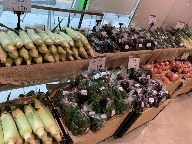 東京野菜フェア【JAマインズ】