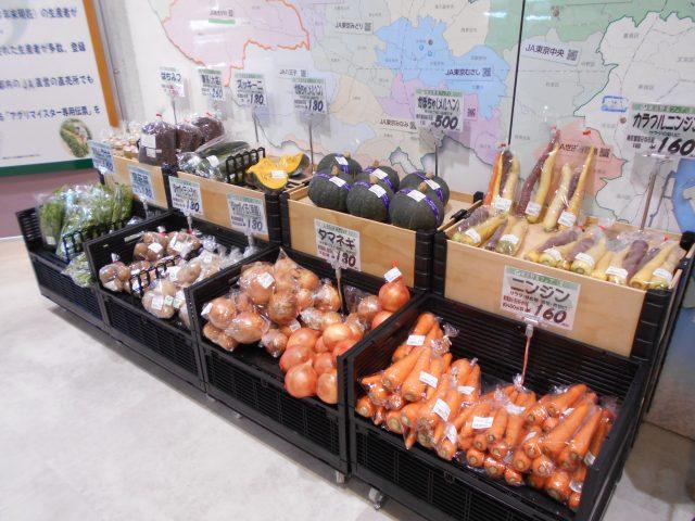 東京野菜フェア ~ 東京の旬の味覚 ~
