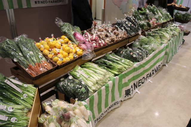 東京NEO‐FARMERS!マルシェ